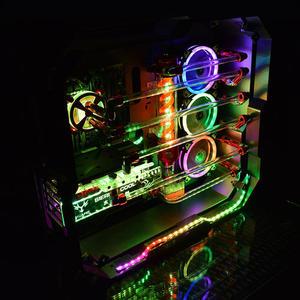 5050RGB灯珠应用