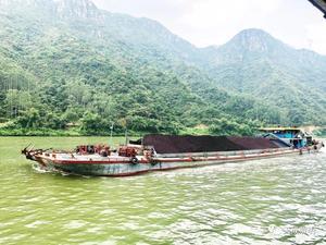 黄腾峡漂流之旅沿途风景
